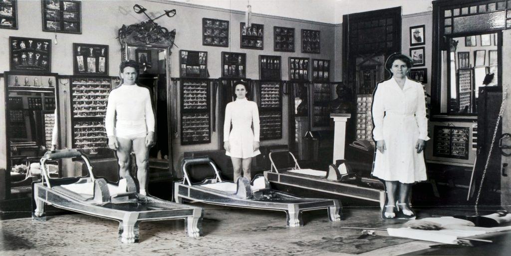 Ο Ζόζεφ Πιλάτες εφηύρε τη γυμναστική Pilates